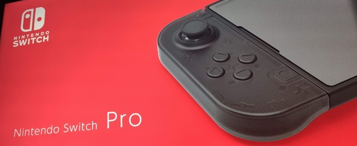 De nouvelles rumeurs autour de la Nintendo Switch Pro