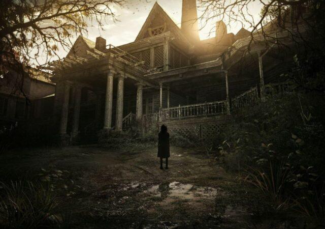 Resident Evil 7 maison