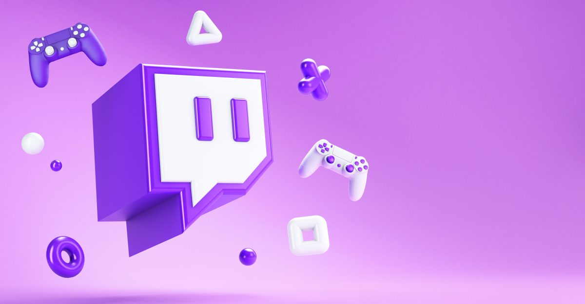 Plate-forme de streaming Twitch