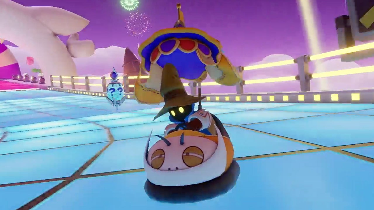 Gameplay du jeu Chocobo GP