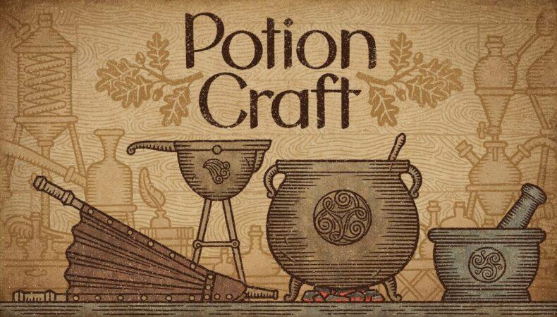 potion craft alchimie