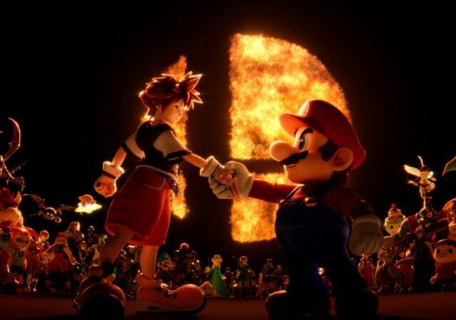 Sora rejoint le ruster de Super Smash Bros. Ultimate