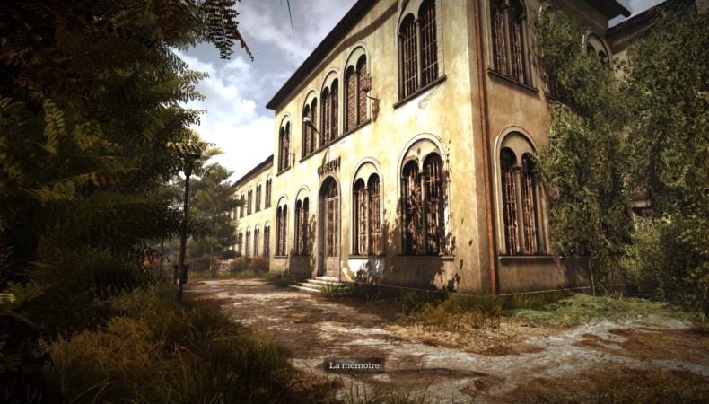 the town of light hôpital