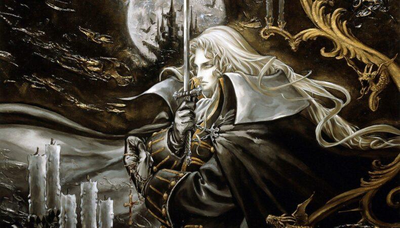 metroidvania castlevania symphony of the night
